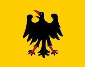 Flagge Fahne Heil. röm Reich dt. Nat. 90 x 150 cm - Vorschau