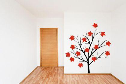 Wandtattoo Herbstbaum Kaufen Bei Universalhandel24 De