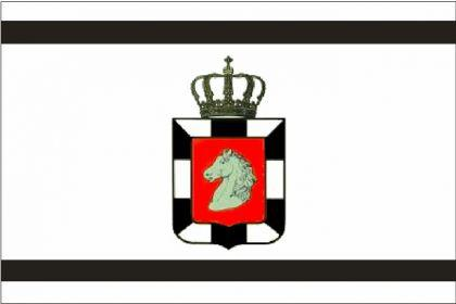 Flagge Fahne Herzogtum Lauenburg 90 x 150 cm - Vorschau