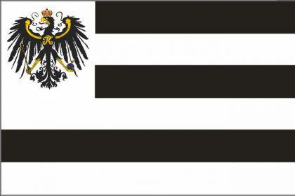 Flagge Fahne Hohenzollern 90 x 150 cm - Vorschau