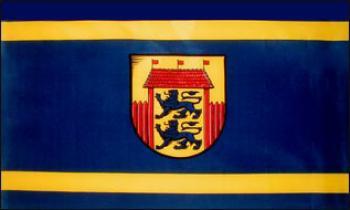 Flagge Fahne Husum 90 x 150 cm - Vorschau