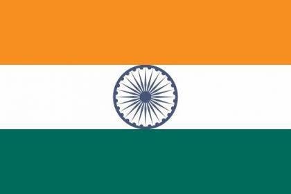 Flagge Fahne Indien 90 x 150 cm - Vorschau
