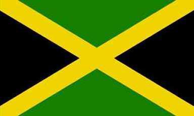 Flagge Fahne Jamaika 90 x 150 cm - Vorschau