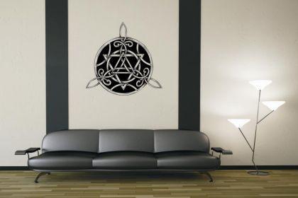 Wandtattoo Keltisches Knotenornament Motiv Nr. 1