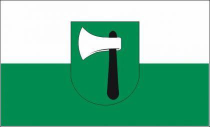 Flagge Fahne Kirrlach 90 x 150 cm - Vorschau