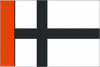 Flagge Fahne Konstanz 90 x 150 cm - Vorschau