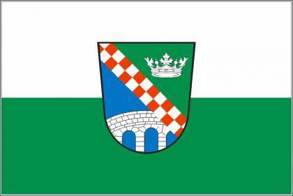 Flagge Fahne Landkr. Fürstenfeldbruck 90 x 150 cm - Vorschau