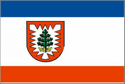 Flagge Fahne Landkreis Pinneberg 90 x 150 cm - Vorschau