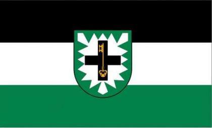 Flagge Fahne Landkr. Recklinghausen 90 x 150 cm - Vorschau