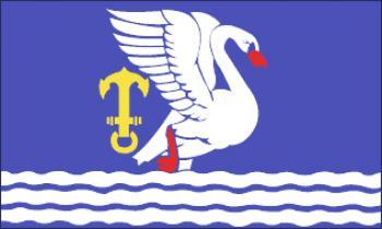 Flagge Fahne Laboe 90 x 150 cm - Vorschau
