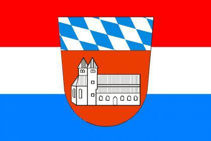 Flagge Fahne Landkreis Cham 90 x 150 cm - Vorschau