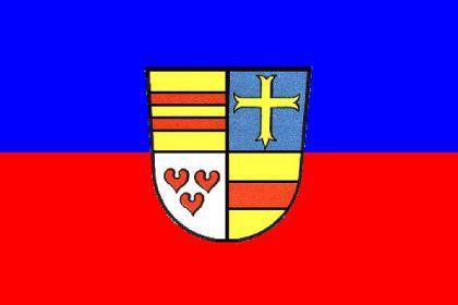 Flagge Fahne Landkreis Cloppenburg 90 x 150 cm - Vorschau