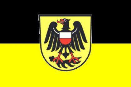 Flagge Fahne Landkreis Rottweil 90 x 150 cm - Vorschau
