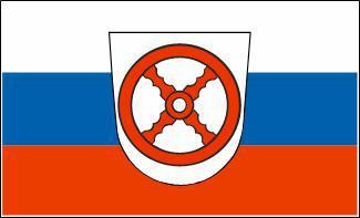 Flagge Fahne Melle 90 x 150 cm