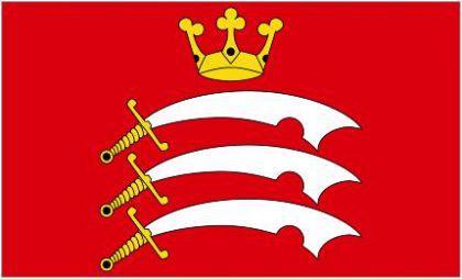 Flagge Fahne Middlesex 90 x 150 cm - Vorschau