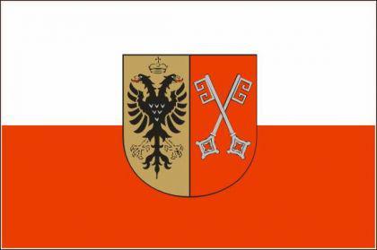 Flagge Fahne Minden 90 x 150 cm - Vorschau