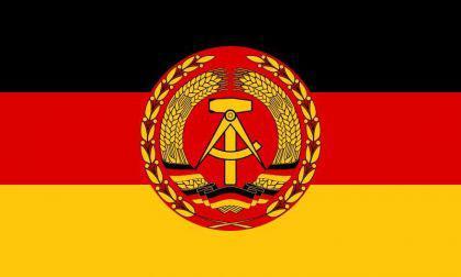 Flagge Fahne DDR NVA 90 x 150 cm