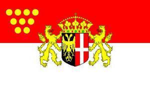Flagge Fahne Neuss 90 x 150 cm - Vorschau