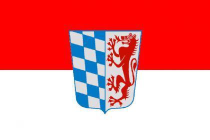 Flagge Fahne Niederbayern 90 x 150 cm - Vorschau