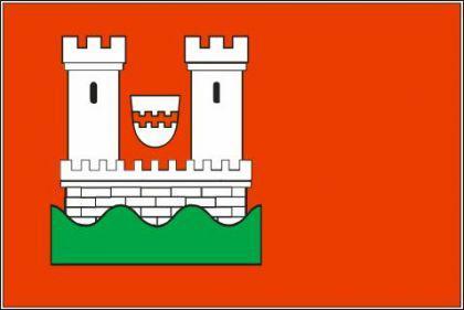 Flagge Fahne Niederkassel 90 x 150 cm - Vorschau