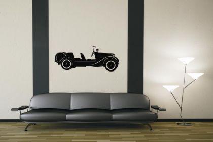 Wandtatttoo Oldtimer Car Motiv Nr. 1
