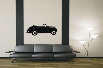 Wandtattoo Oldtimer Car Motiv Nr. 2