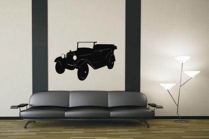 Wandtattoo Oldtimer Car Motiv Nr. 3