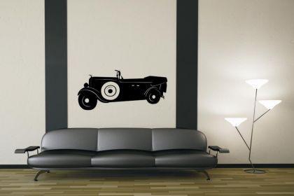 Wandtattoo Oldtimer Car Motiv Nr. 7