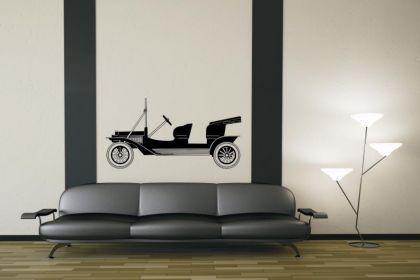 Wandtattoo Oldtimer Car Motiv Nr. 9
