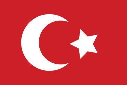 Flagge Fahne Osmanisches Reich 90 x 150 cm - Vorschau