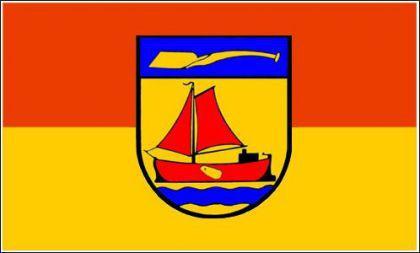 Flagge Fahne Ostrhauderfehn 90 x 150 cm - Vorschau