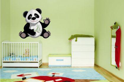 Wandtattoo Panda Motiv Nr. 1