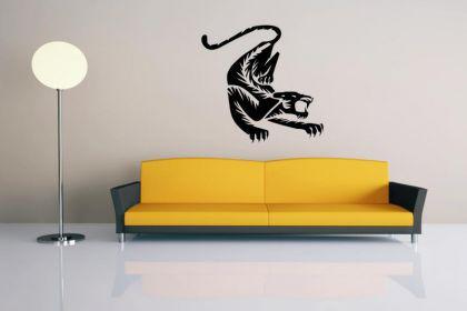 Wandtattoo Panther Motiv Nr. 1