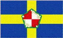 Flagge Fahne Pembrokeshire 90 x 150 cm - Vorschau