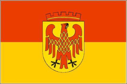 Flagge Fahne Potsdam 90 x 150 cm - Vorschau