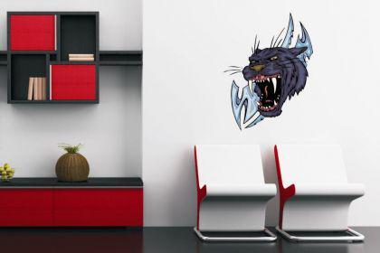 Wandtattoo Predator Panther Motiv Nr. 6