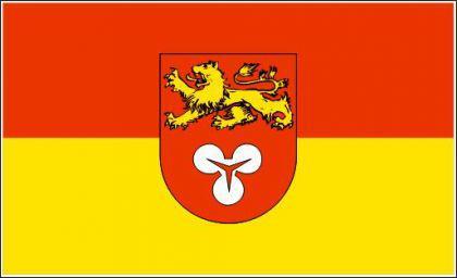 Flagge Fahne Hannover Region 90 x 150 cm - Vorschau