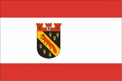 Flagge Fahne Berlin Reinickendorf 90 x 150 cm - Vorschau