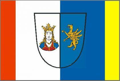 Flagge Fahne Ribnitz - Dammgarten 90 x 150 cm - Vorschau