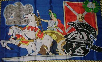 Flagge Fahne Römer 90 x 150 cm - Vorschau
