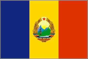 Flagge Fahne Volksrepublik Rumänien 90 x 150 cm - Vorschau