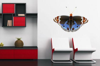 Wandtattoo Schmetterling Motiv Nr. 3