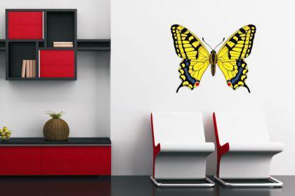 Wandtattoo Schmetterling Motiv Nr. 6 - Vorschau