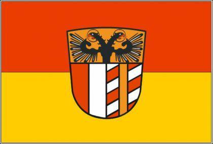 Flagge Fahne Schwaben Distrikt 90 x 150 cm - Vorschau