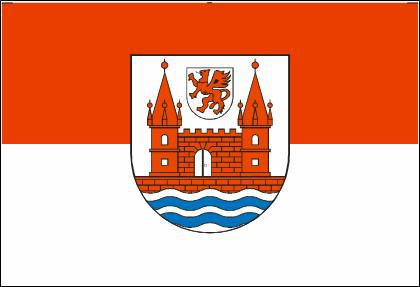 Flagge Fahne Schwedt 90 x 150 cm - Vorschau
