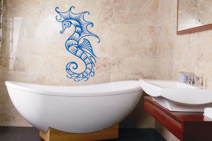 Wandtattoo Seepferdchen Motiv Nr. 2