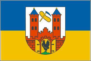 Flagge Fahne Suhl 90 x 150 cm - Vorschau