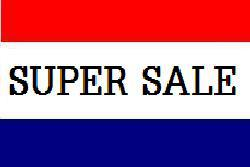 Flagge Fahne Super Sale 90 x 150 cm