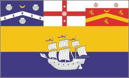 Flagge Fahne Sydney 90 x 150 cm - Vorschau