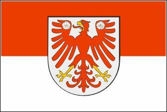 Flagge Fahne Tangermünde 90 x 150 cm - Vorschau